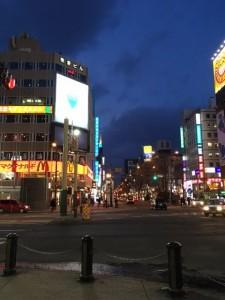 北海道すすきの