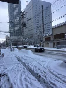 北海道翌朝